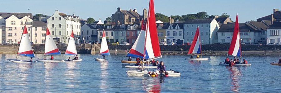 sailing courses donaghadee