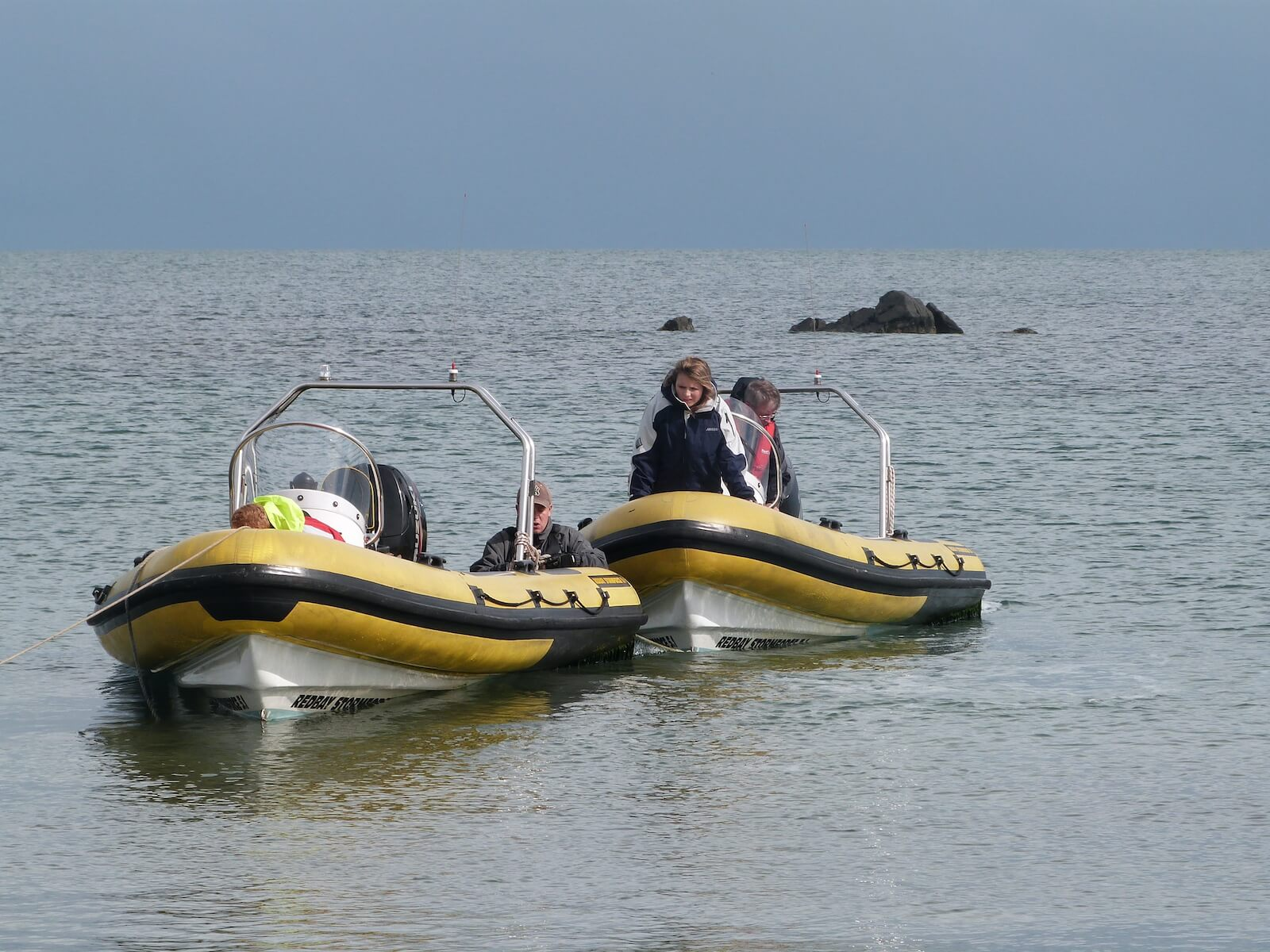 Return to water - Recreational Club Racing Safety / Support Crew - Wednesday evening.