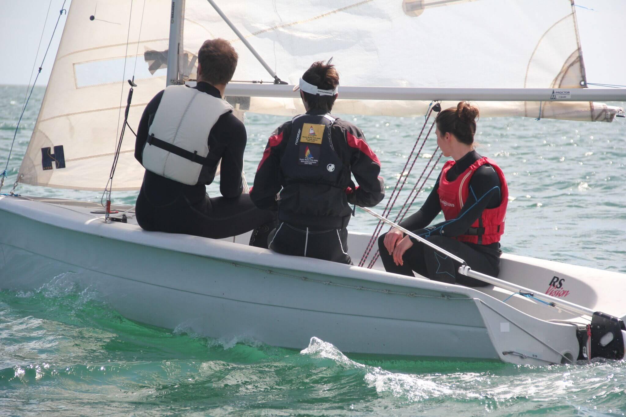 RYA Adult L2 Basic Sailing Skills