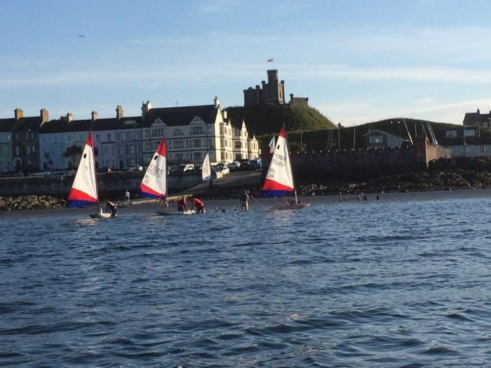 Return to water - Recreational Club Racing - Wednesday evening.